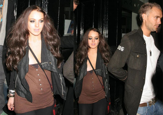 Lindsay's London Accident