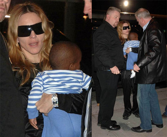 Madonna Considered Giving up on Adoption