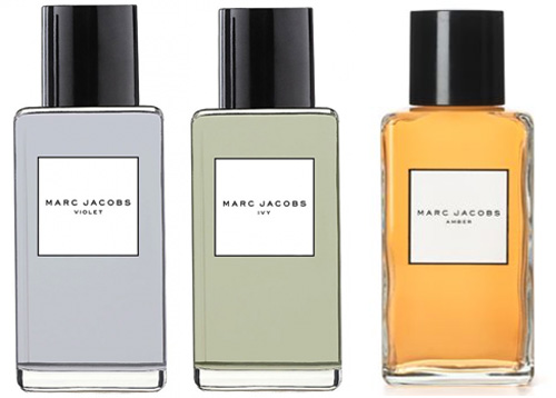 Marc Jacobs Makes A Splash