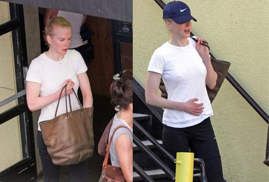 Nicole Kidman Pregnant?