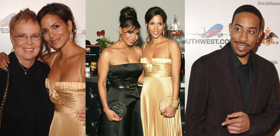 Halle and Janet Honored By Their Peers