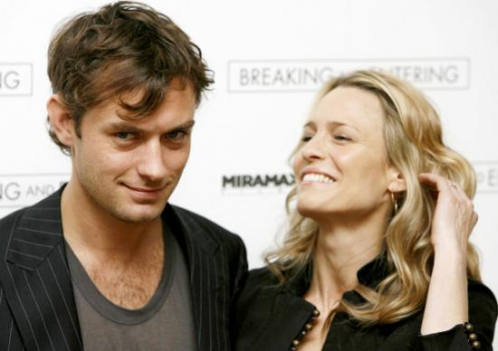 Jude Law's Breaking and Entering | POPSUGAR Celebrity
