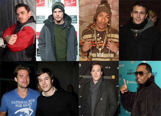The Hottest Man at Sundance?