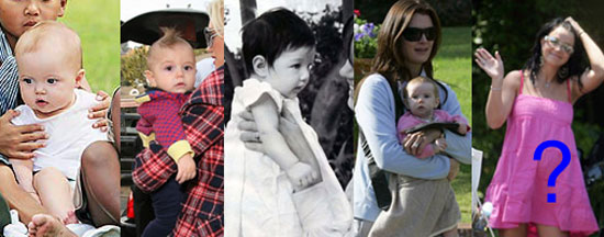 Who's Your Favorite Celebrity Baby of 2006?
