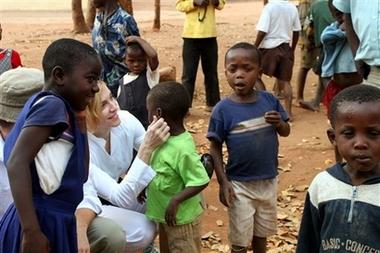 Sugar Bits - Madonna's Adoption Still Really Confusing