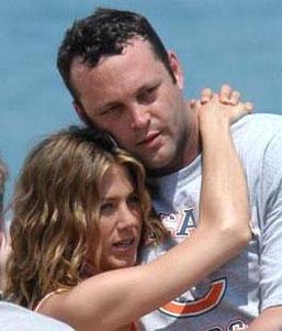 Jen and Vince Reunited
