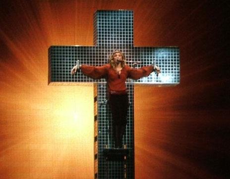 NBC plans to censor Madonna