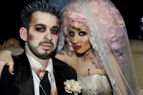 Christina Aguilera Looks Pretty Scary