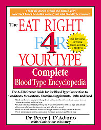 What's the Deal with: Eating 4 Your Blood Type?