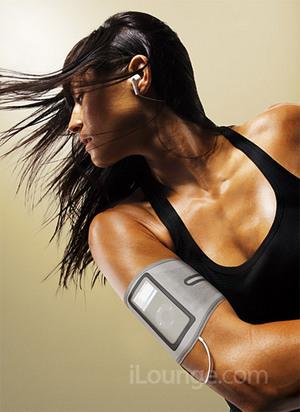Get in Gear:  Nike's Nano Armband