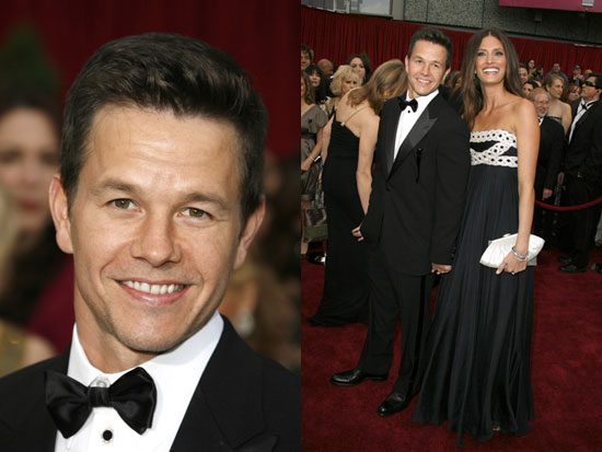 Oscars Red Carpet: Mark Wahlberg