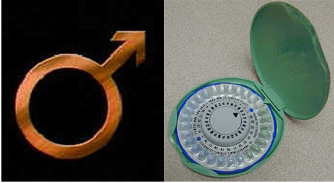 Top 10 Slogans for the New Male Birth Control Pill