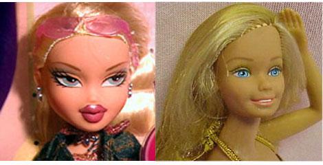 When Dolls Attack