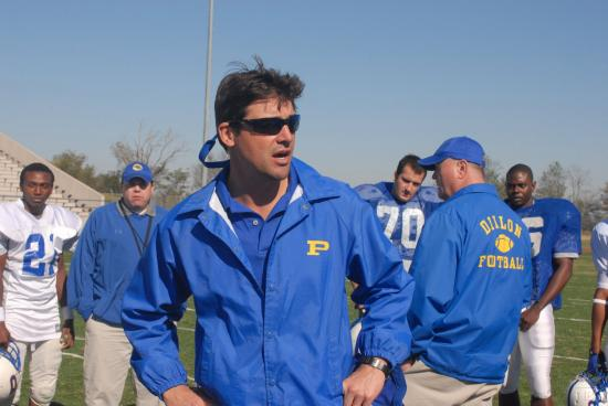 "Five Questions for ""Friday Night Lights"""