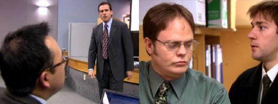 """""""The Office"""" Recap: Episode 17, """"Business School"""""""