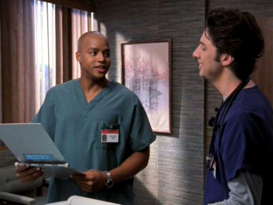 "Tonight's ""Scrubs"" Parodies ""House"""