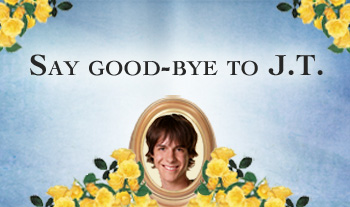 """""""Degrassi"""" Fans Say Goodbye to J.T."""