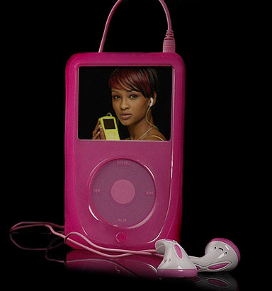 Dress Up Your Video iPod in Something Colorful
