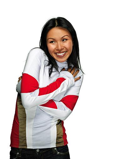 Totally Geeky or Geek Chic? The Hug Shirt