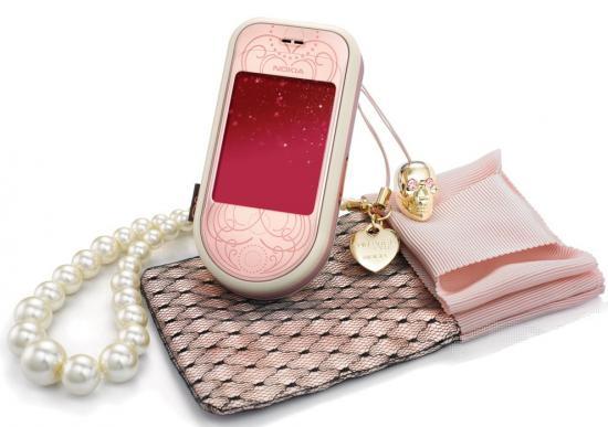 Special Edition Nokia Debuts During Paris Fashion Week