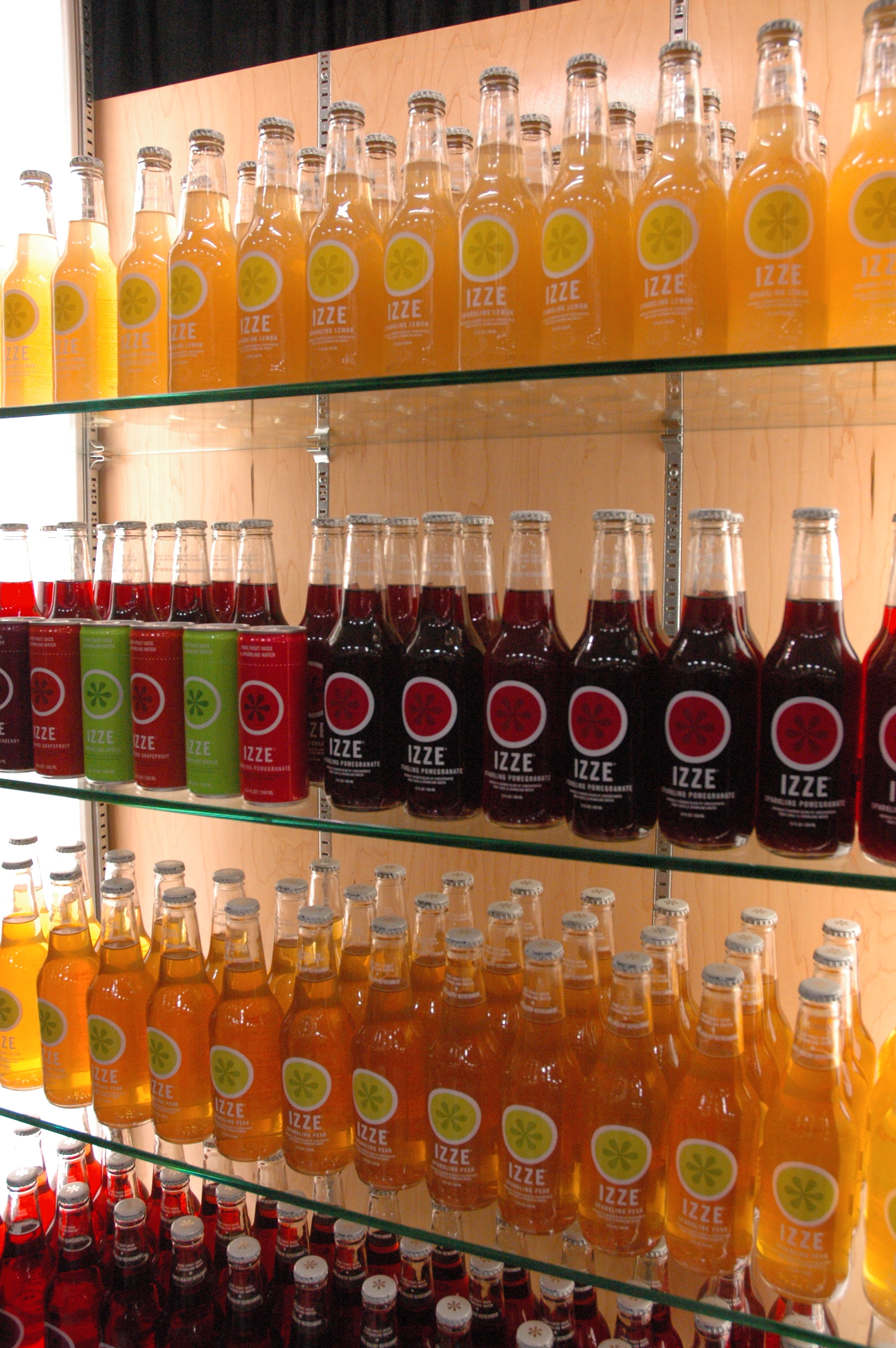 2007 Winter Fancy Food Show - Part 4 (Waters and Sodas)