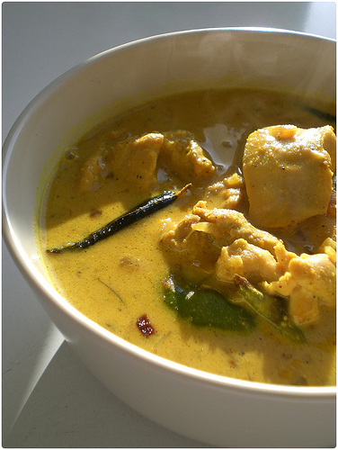 Yummy Links: From Chicken Curry to Orange Cake