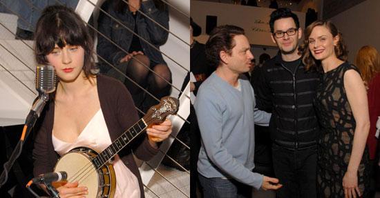 The Deschanel Girls Love Art, Banjo Music