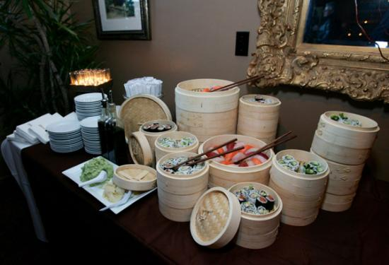 Chic Parties and Food At Sundance