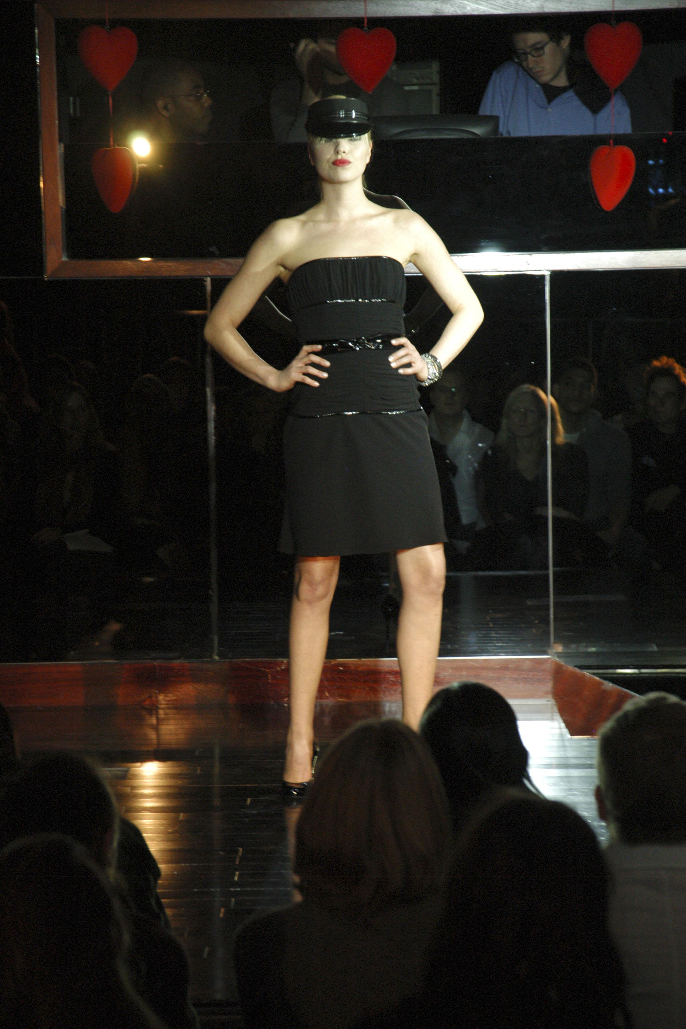 New York Fashion Week, Fall 2007: Jackie Rogers