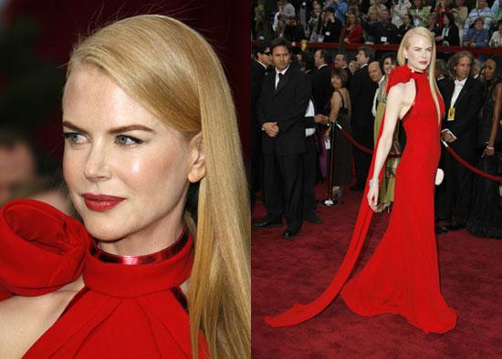 Oscars Red Carpet: Nicole Kidman