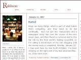 ruhlman.com: Guest Blogging: A Bourdain Throwdown