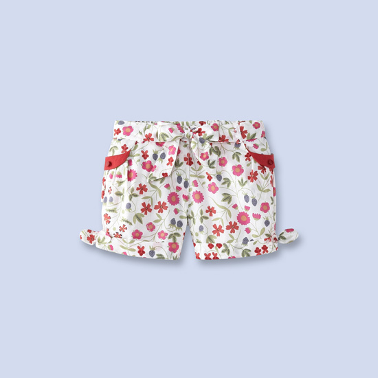 Jacadi Liberty Print Shorts ($68)