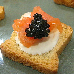 Caviar basics popsugar food for Caviar comes from what fish