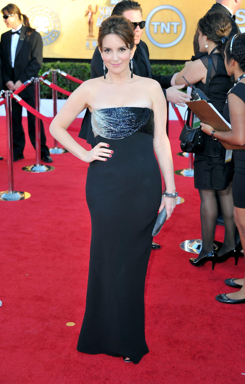 Tina Fey at the SAG Awards