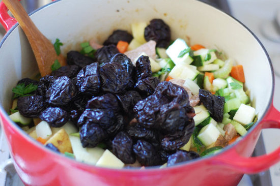 The Hunger Games Lamb Stew With Dried Plums POPSUGAR Food