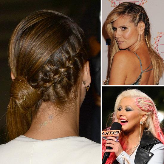 Side Braided Hairstyles Popsugar Beauty