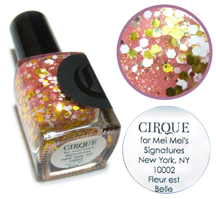 Cirque Fleur est Belle