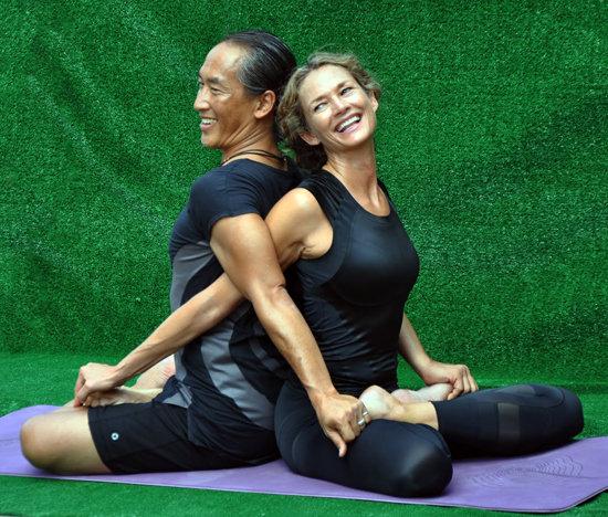 Rodney yee and colleen saidman yee on finding your yoga