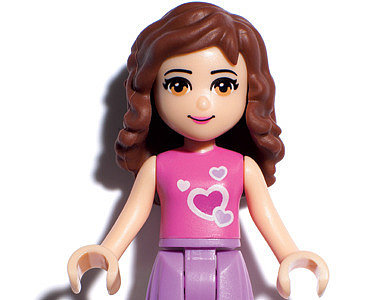 LEGO's Friends Line for Girls Raises Controversy