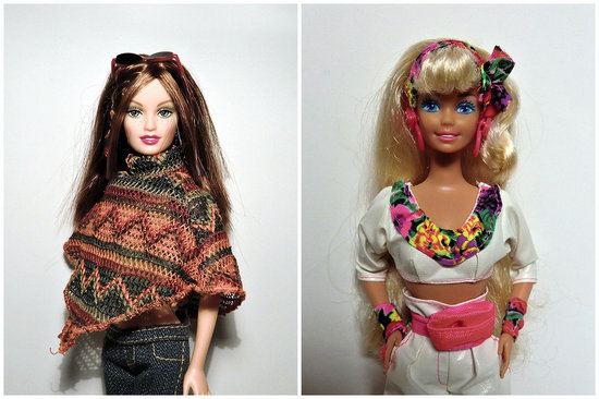 barbies effect on children In other words, barbie, while a device to discipline children's and/or youthful  fashion  blond woman whose influence over the feminine segments is historic  and.