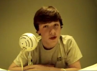 Deep-Voiced 14-Year-Old Sounds Like a Movie Trailer Guy (VIDEO)