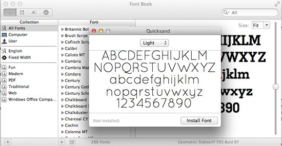How to install fonts popsugar tech ccuart Image collections