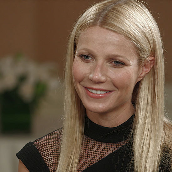 I'm a Huge Fan Gwyneth Paltrow With Tracy Anderson   Video