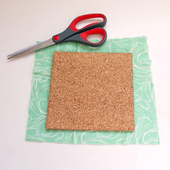 Diy Fabric Covered Bulletin Boards Popsugar Smart Living