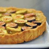 Recipe for a fig tart
