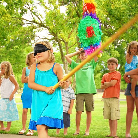 Kids Birthday Party Games Popsugar Moms