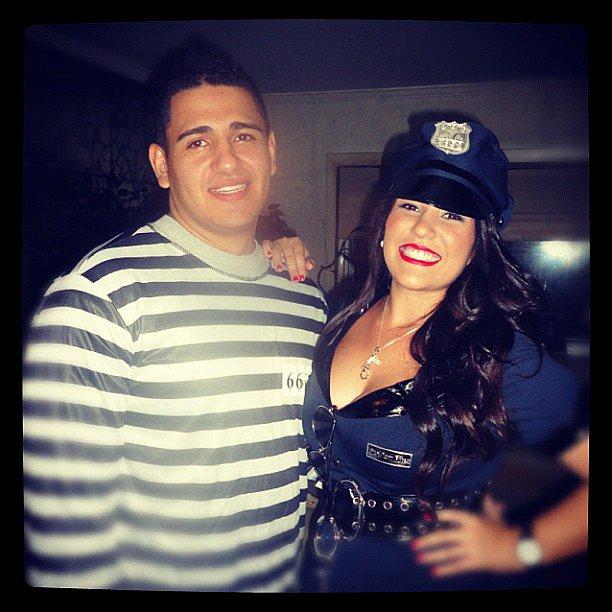 Cop and Prisoner
