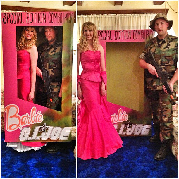 Barbie and G.I. Joe