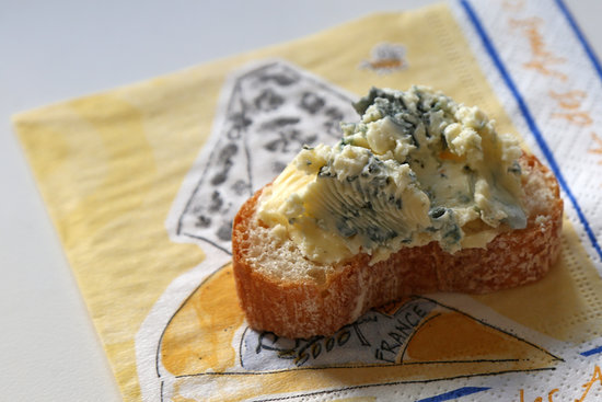 how to eat blue cheese popsugar food