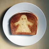 Ghost Toast